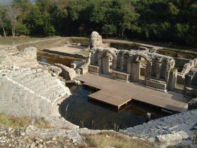 butrint-amfiteatr